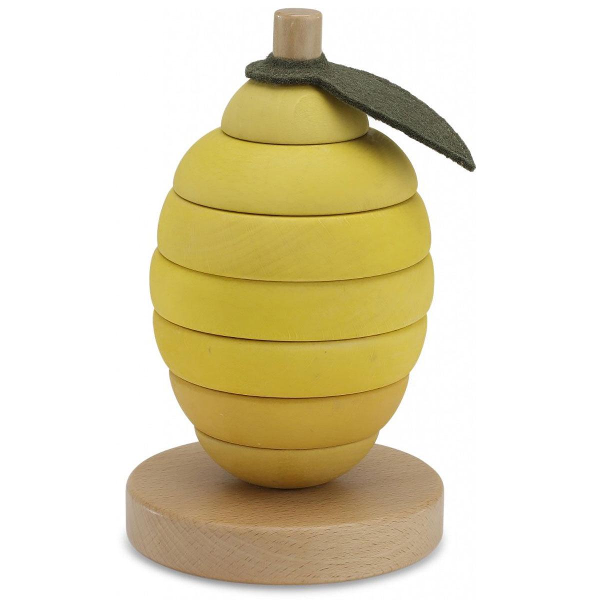 Mes premiers jouets Jouet Empilable Citron