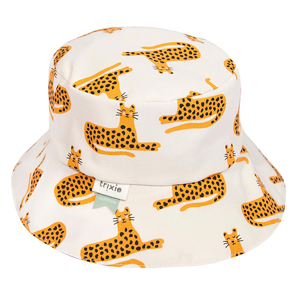 Accessoires bébé Chapeau de Soleil Cheetah - 6 Mois Chapeau de Soleil Cheetah - 6 Mois