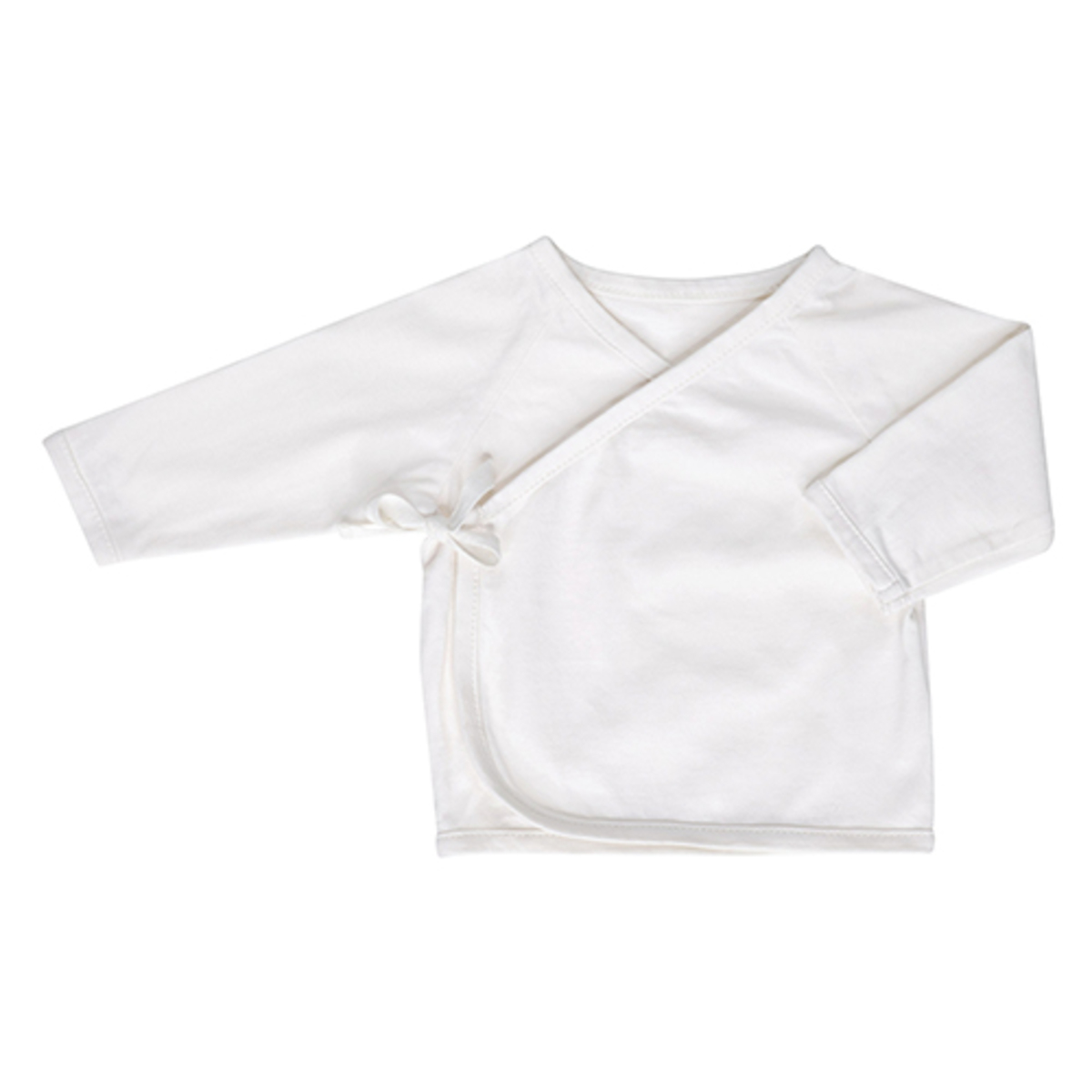 Haut bébé Cardigan Kimono Cream - 1 Mois