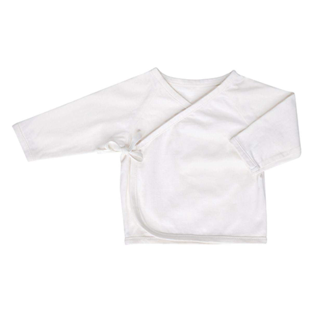 Haut bébé Cardigan Kimono Cream - 6 Mois