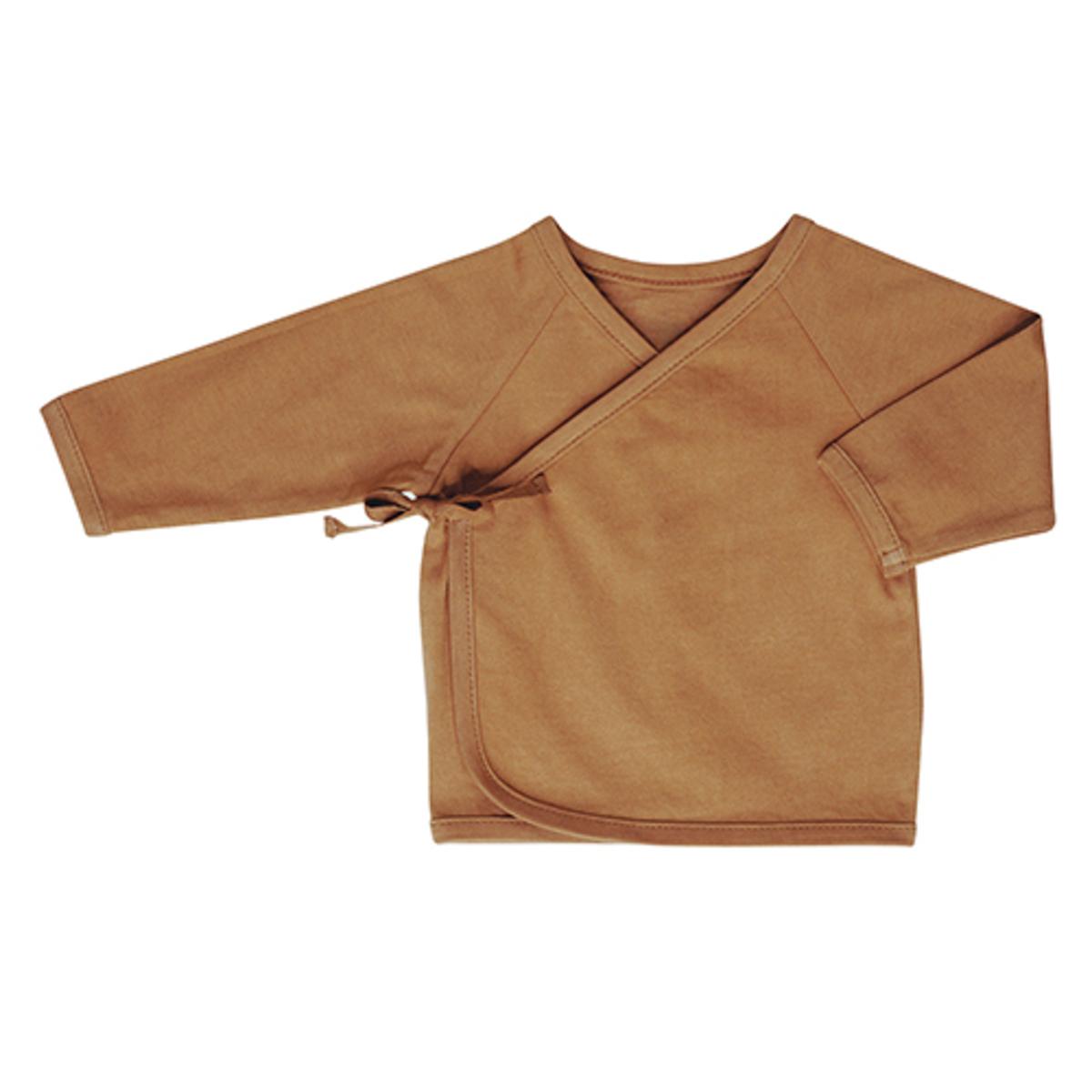 Haut bébé Cardigan Kimono Nut - 6 Mois Cardigan Kimono Nut - 6 Mois