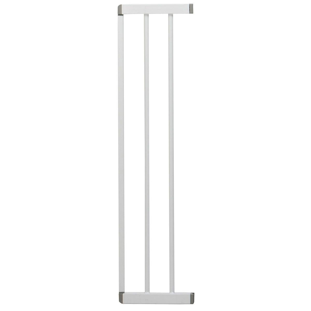 Barrière de sécurité Extension Easy Close 17 cm - Blanc Extension Easy Close 17 cm - Blanc