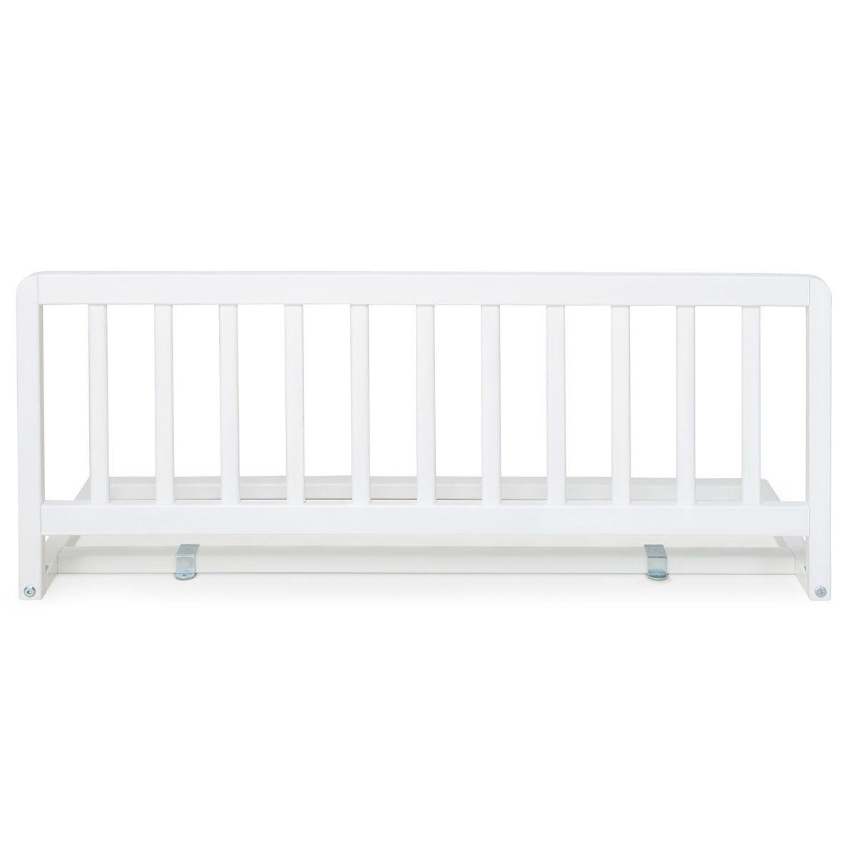 Barrière de sécurité Barrière de Lit Sweat Dream - Blanc 140 cm Barrière de Lit Sweat Dream - Blanc 140 cm