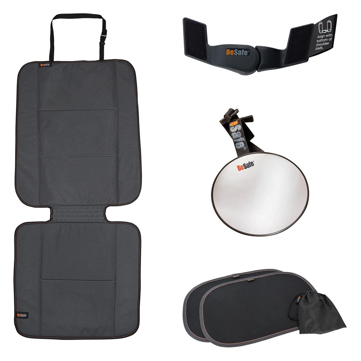 Confort Kit Accessoires Dos à la Route