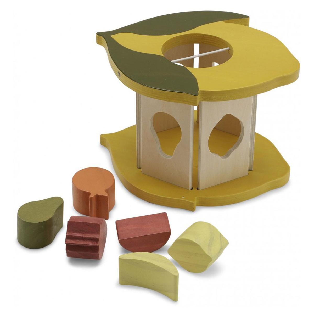 Mes premiers jouets Jouet à Encastrer Citron