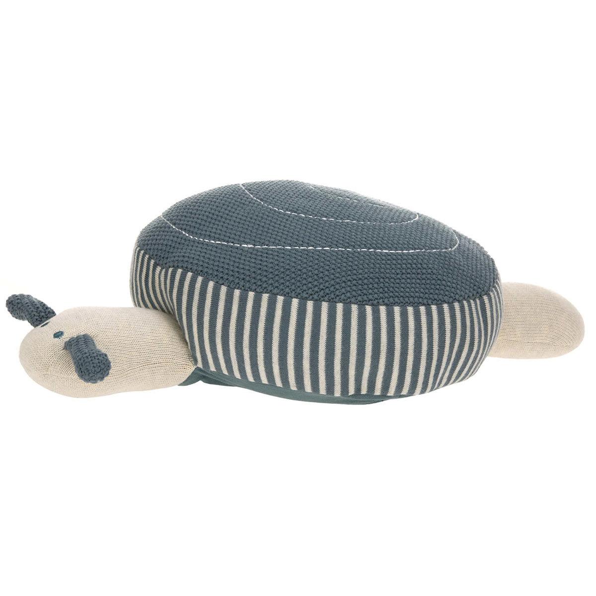 Table & Chaise Garden Explorer - Pouf Tricoté Escargot - Taille S Garden Explorer - Pouf Tricoté Escargot - Taille S