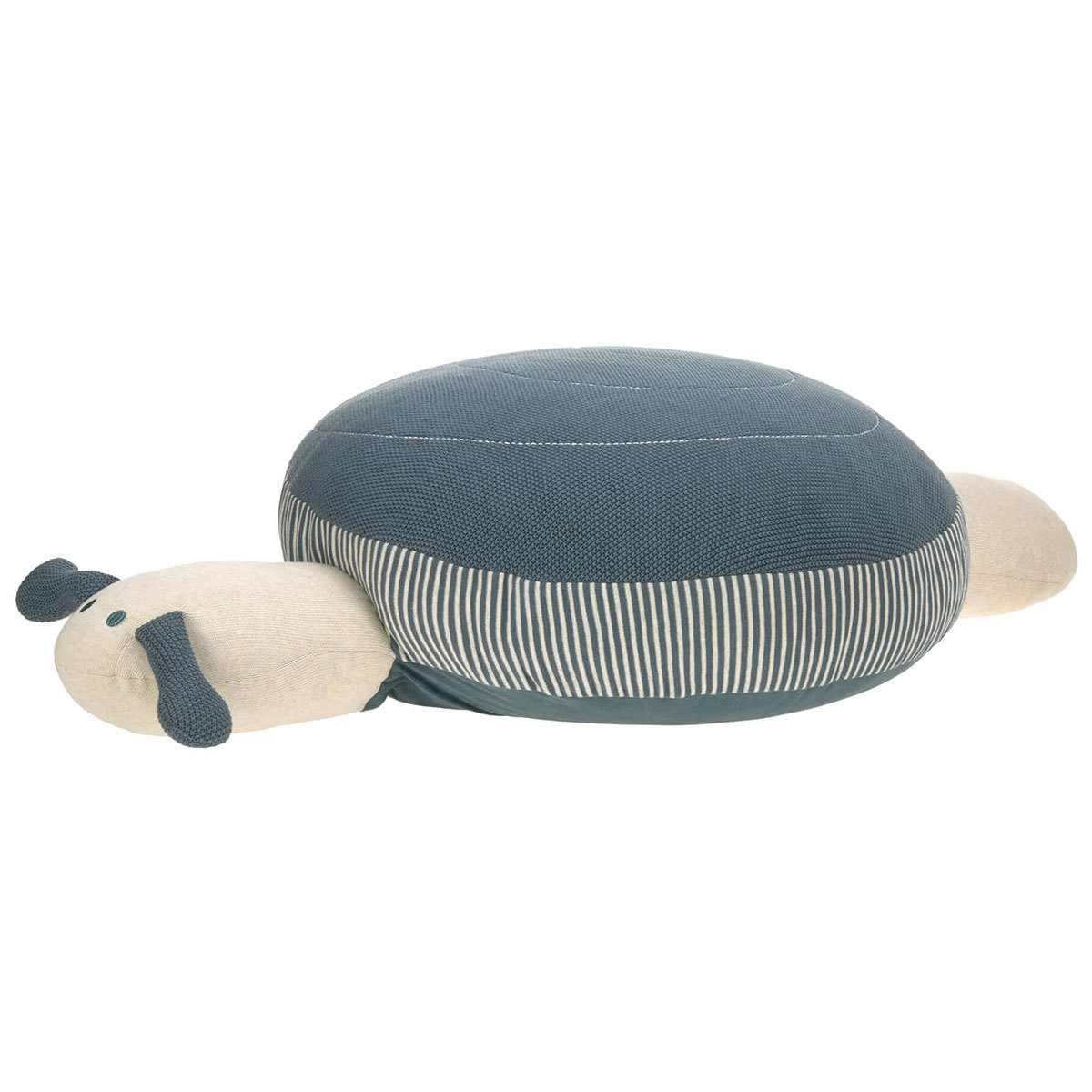 Table & Chaise Garden Explorer - Pouf Tricoté Escargot - Taille L Garden Explorer - Pouf Tricoté Escargot - Taille L