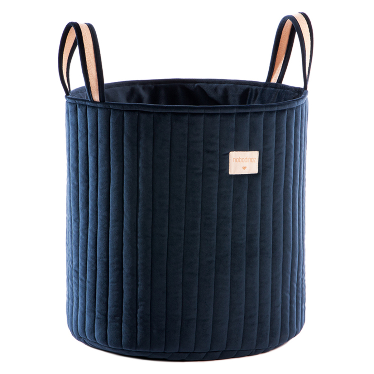 Rangement jouet Sac à Jouets Savanna Velvet - Night Blue Sac à Jouets Savanna Velvet - Night Blue
