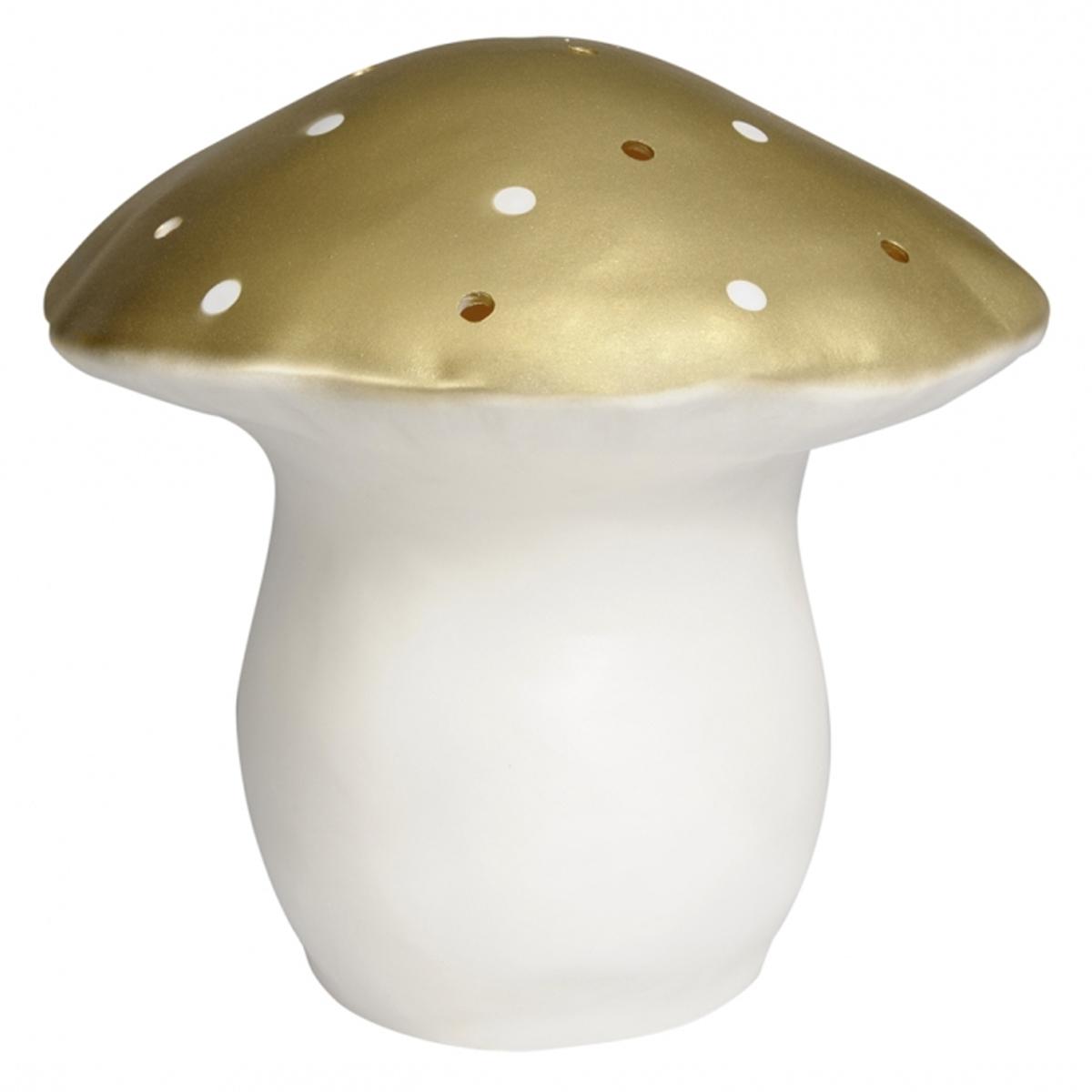 Lampe à poser Lampe Grand Champignon - Doré Lampe Grand Champignon - Doré