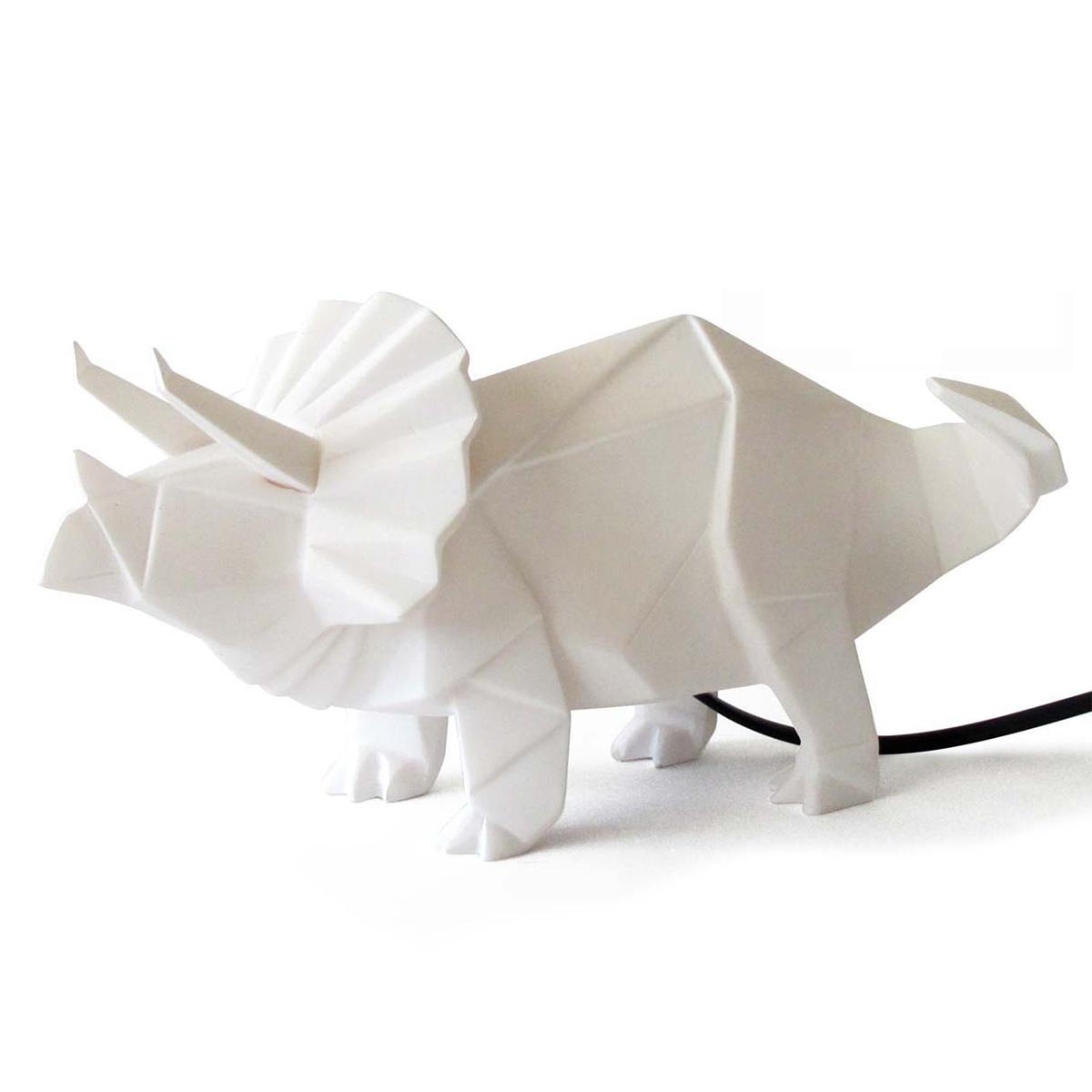 Lampe à poser Lampe Tricératops