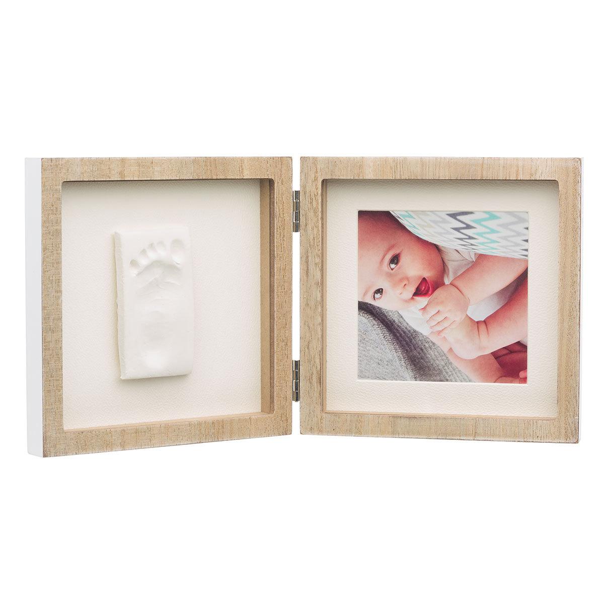 Empreinte & Moulage Square Frame Wooden
