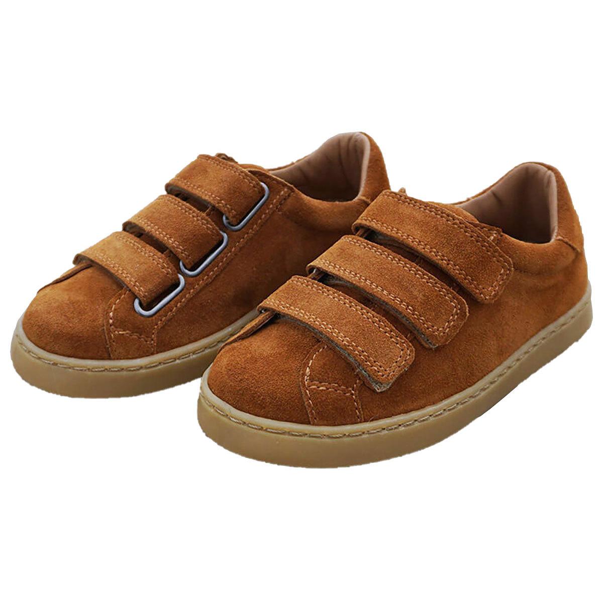 Chaussons & Chaussures Basket Môme Camel - 23 Basket Môme Camel - 23