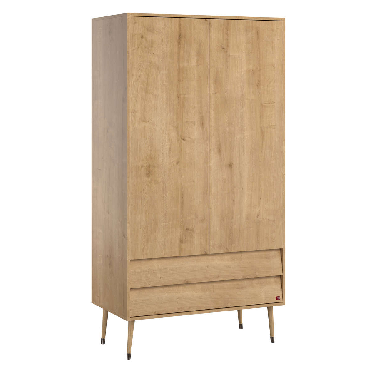 Armoire Armoire 2 Portes Bosque - Oak Armoire 2 Portes Bosque - Oak