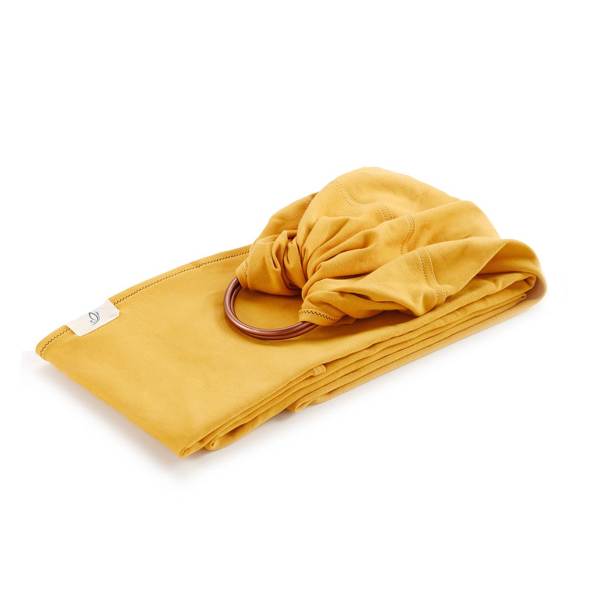 Porte bébé Echarpe My Sling Jersey - Ambre
