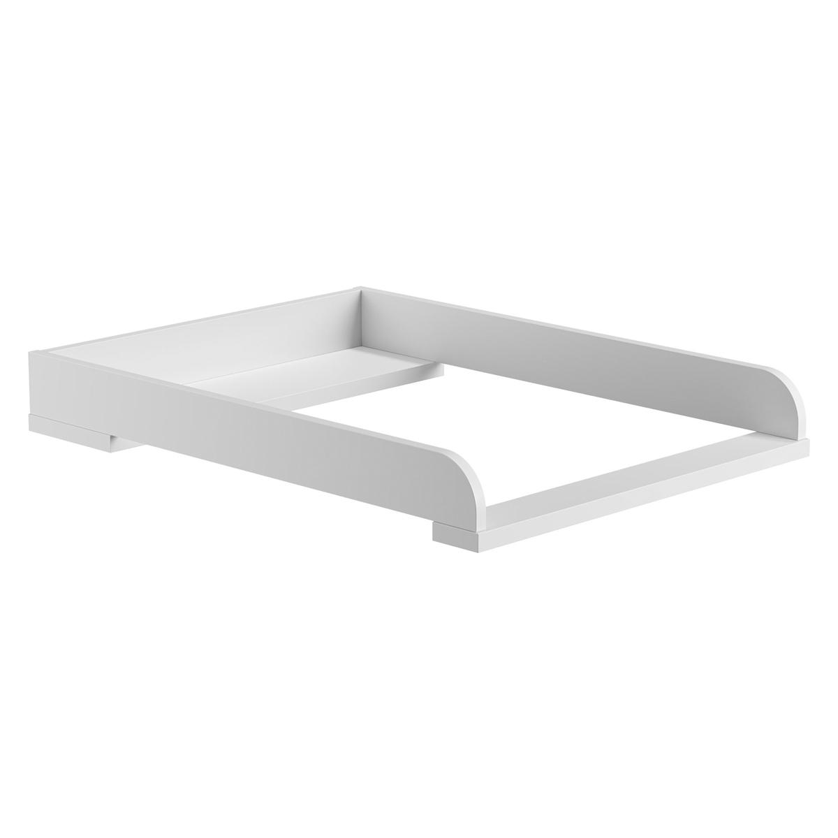 Table à langer Plan à Langer Lounge - Blanc Plan à Langer Lounge - Blanc