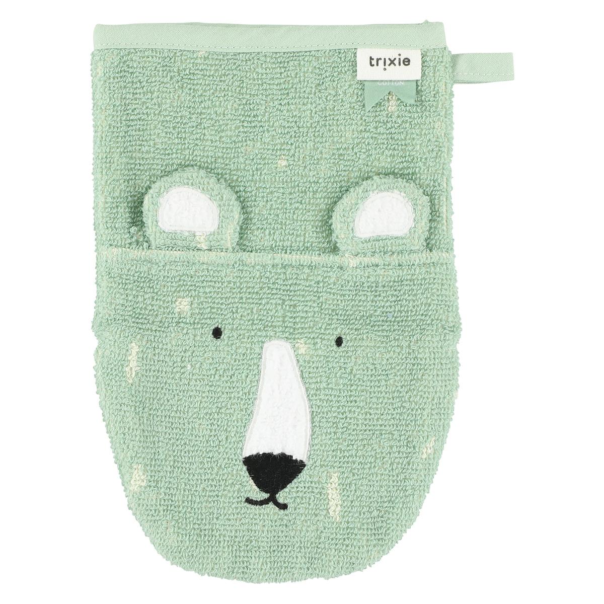 Gant de toilette Gant de Toilette - Mr. Polar Bear
