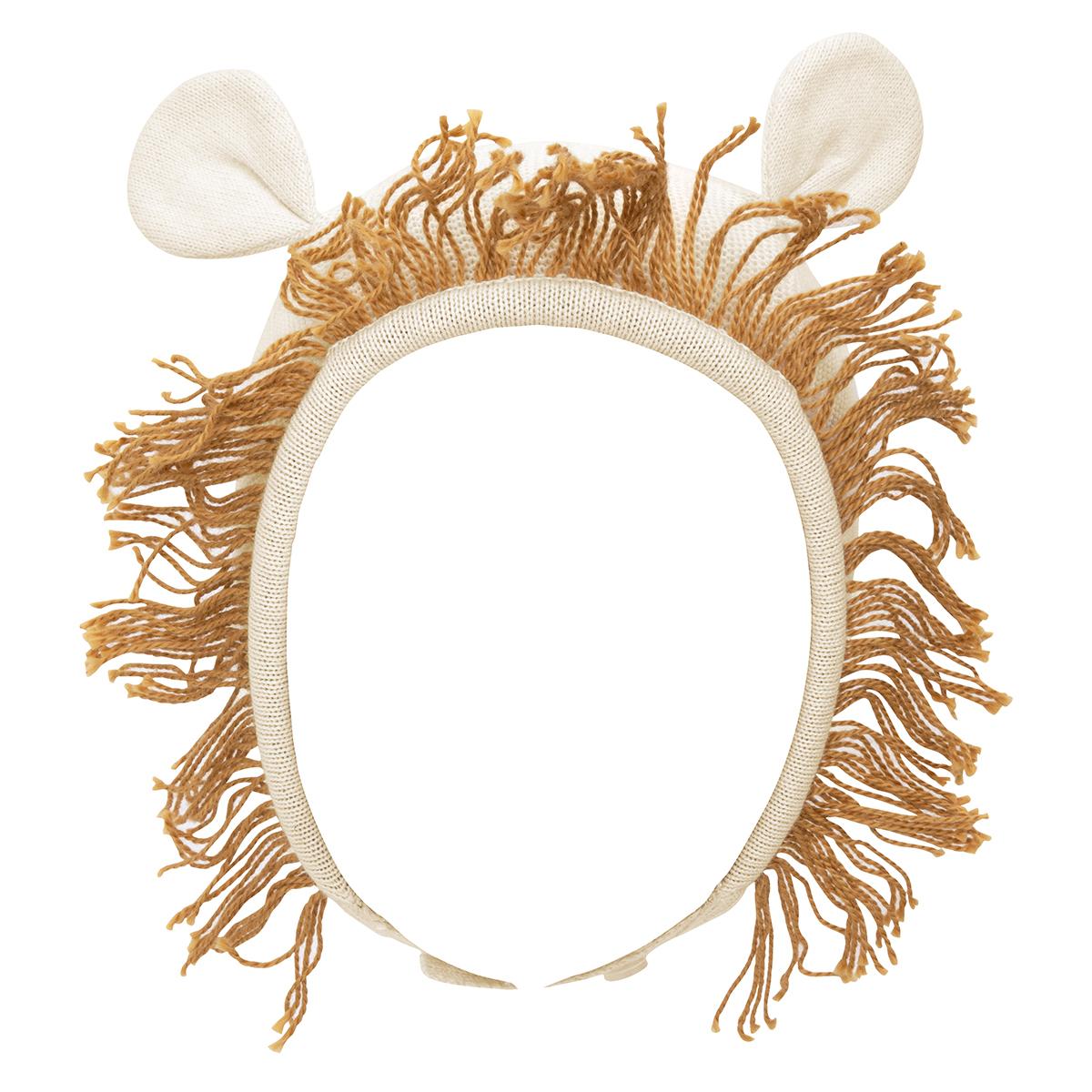 Accessoires bébé Bonnet Lion - 0/6 Mois