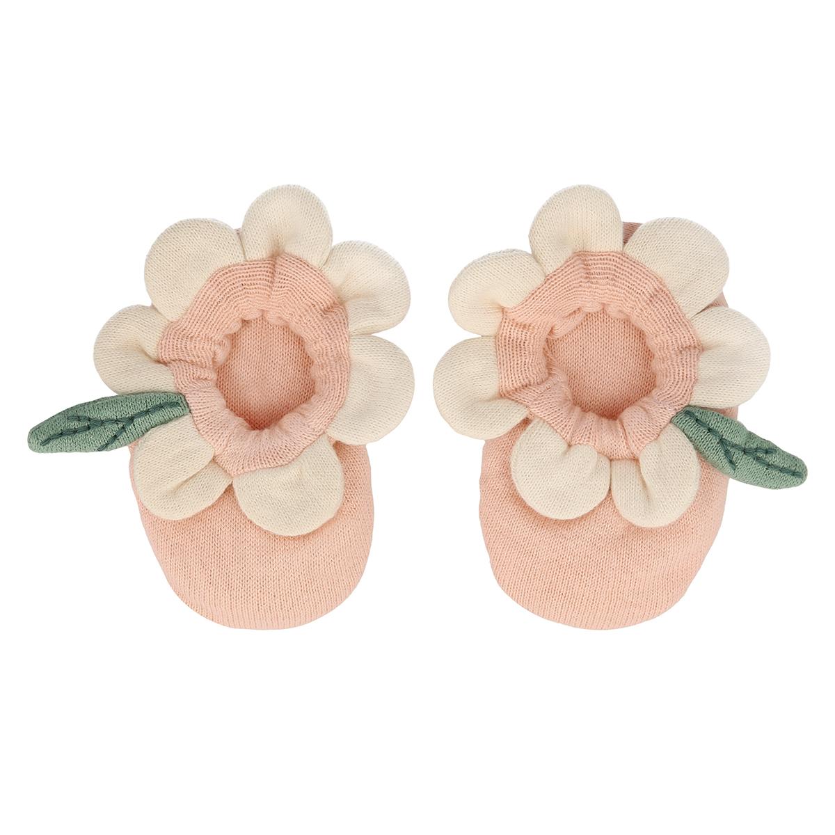 Chaussons & Chaussures Chaussons pour Bébé Marguerite - 16/17