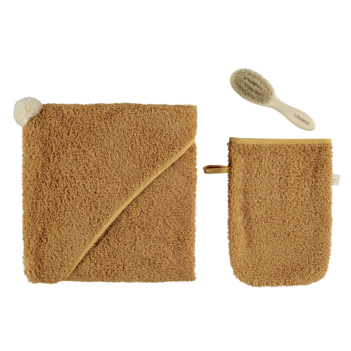 Linge & Sortie de bain Set de Bain Bébé So Cute - Caramel