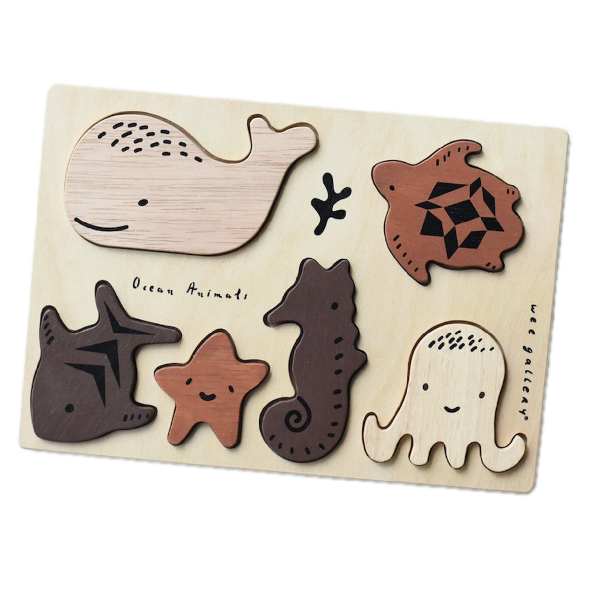 Mes premiers jouets Puzzle Les Animaux des Océans