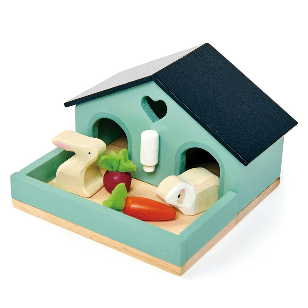 Mes premiers jouets Set Animaux Domestiques Lapin Tender Leaf Toys - AR202001280103