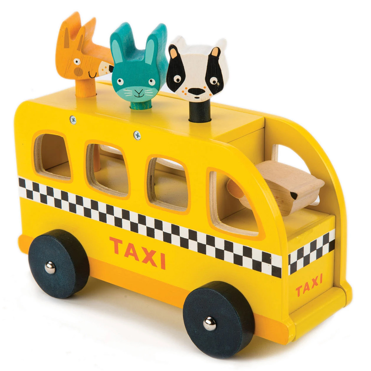 Mes premiers jouets Taxi Animal Taxi Animal