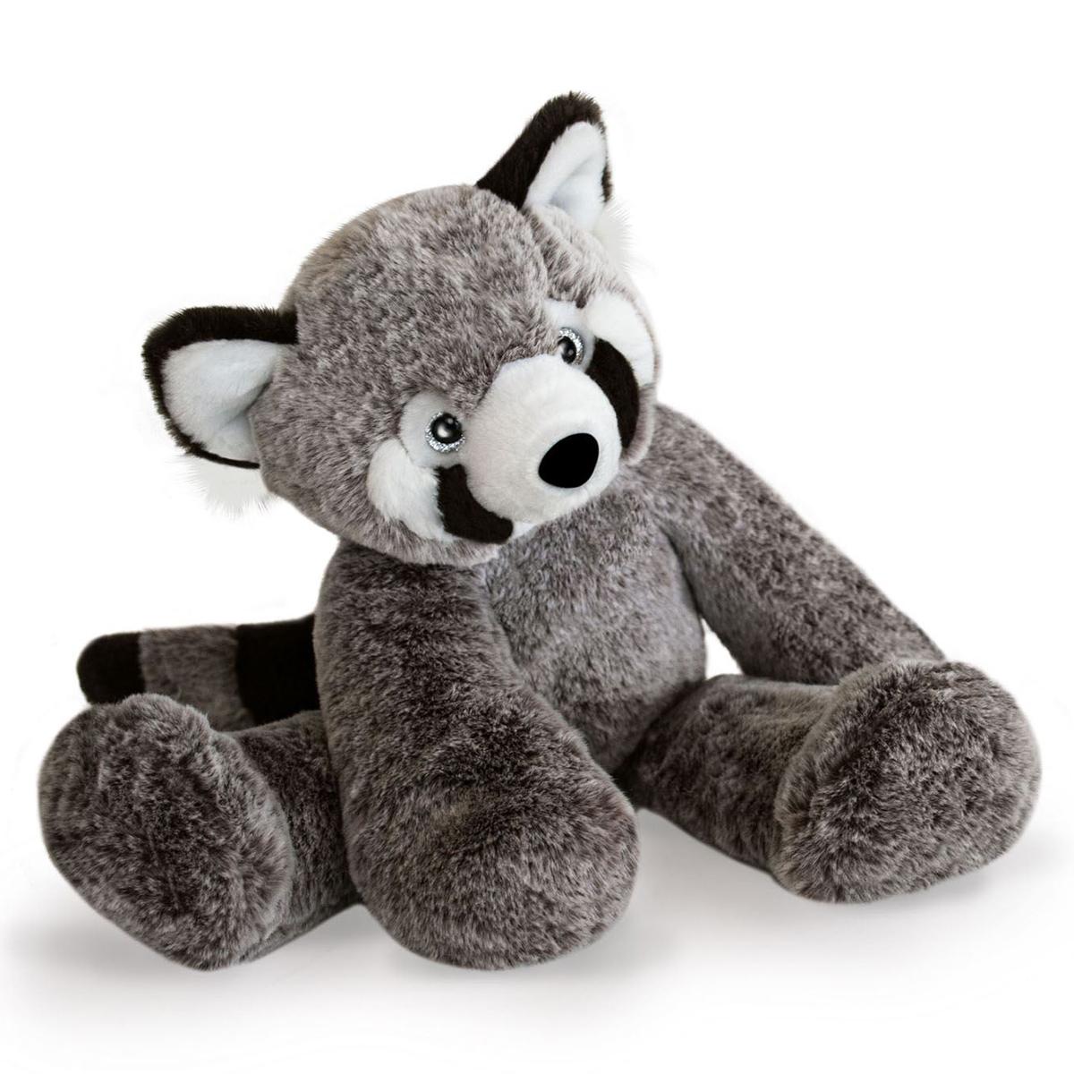 Peluche Peluche Sweety Mousse Panda Roux - Grand Peluche Panda Roux Sweety Mousse 40 cm