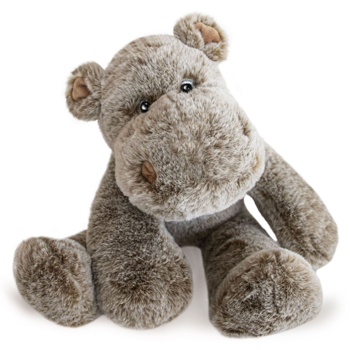 Peluche Peluche Sweety Mousse Hippo - Grand Peluche Sweety Mousse Hippo 40 cm