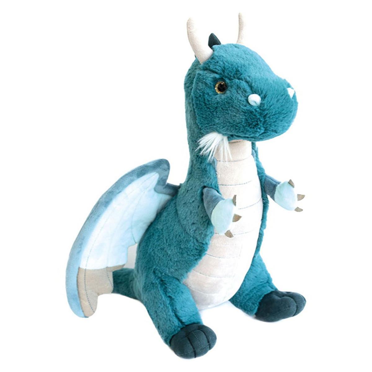 Peluche Peluche Grégoire le Dragon - Grand Peluche Grégoire le Dragon 40 cm
