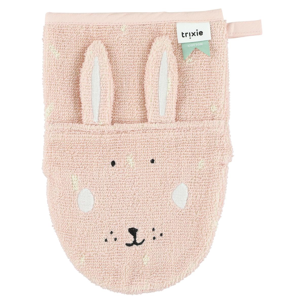 Gant de toilette Gant de Toilette - Mrs. Rabbit