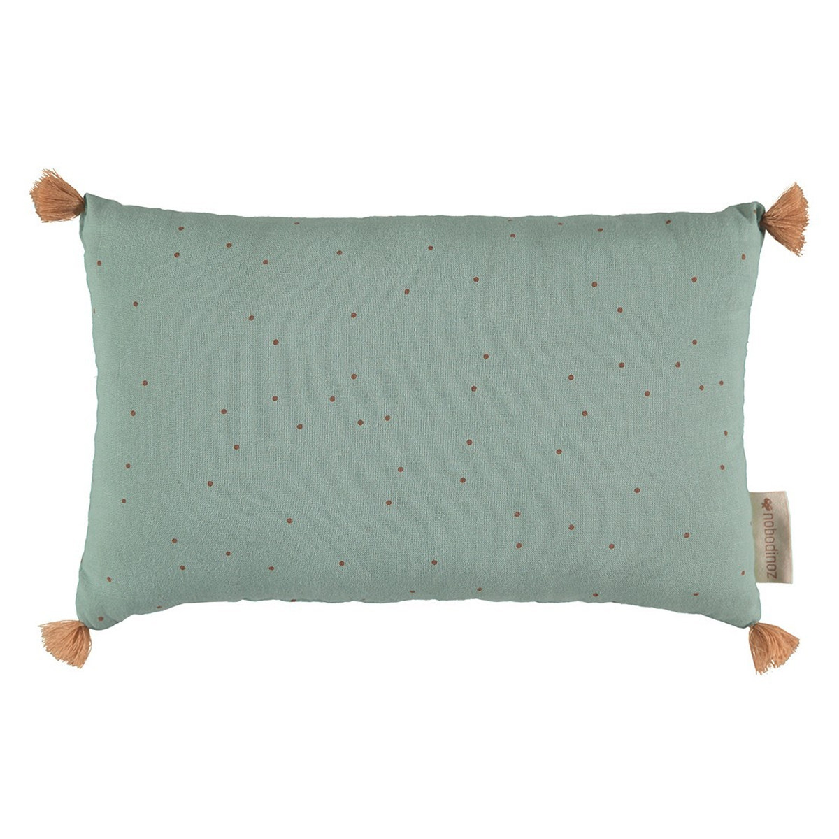 Coussin Coussin Sublim - Toffee Sweet Dots & Eden Green