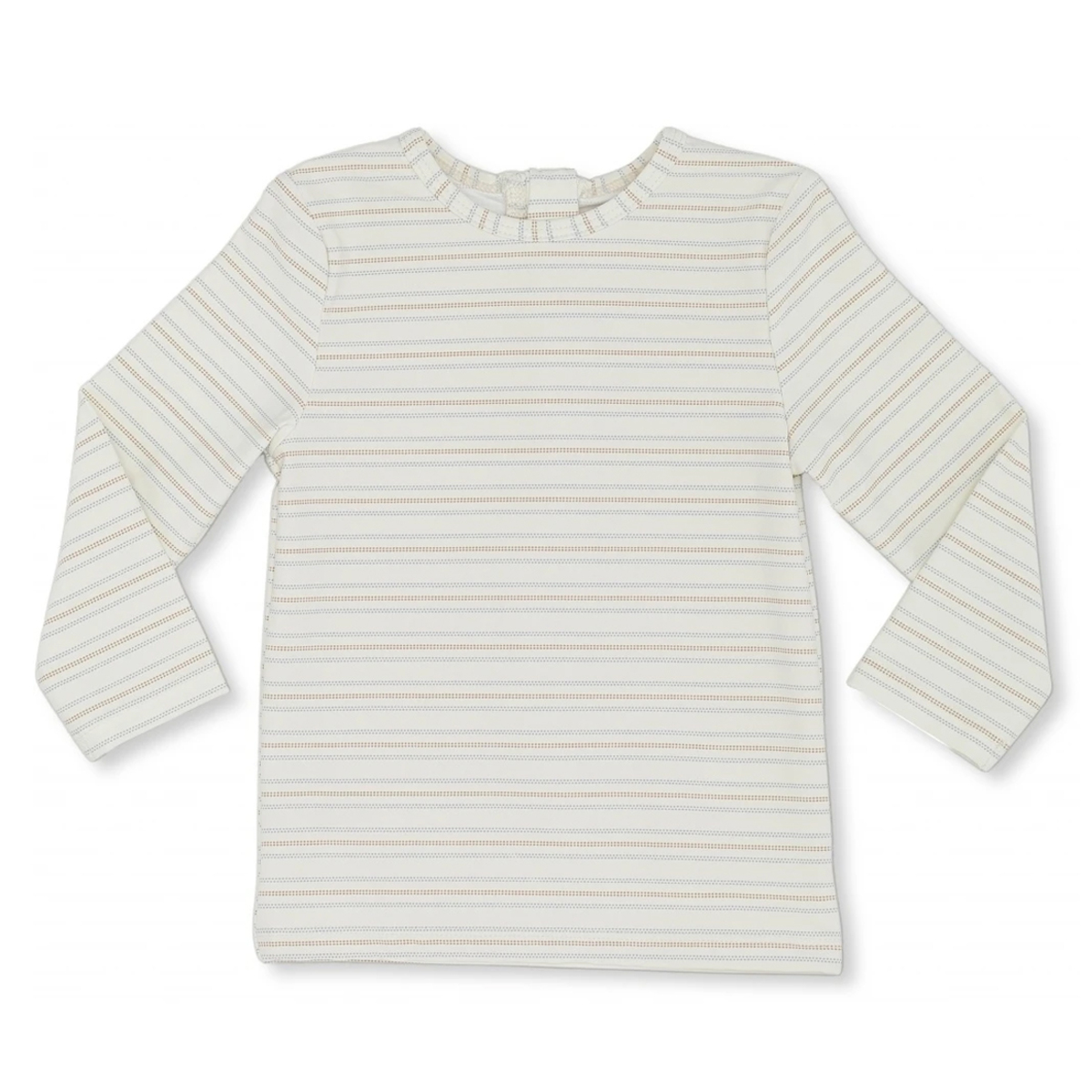 Haut bébé Tee-Shirt Anti-UV Vintage Stripes - 12/18 Mois