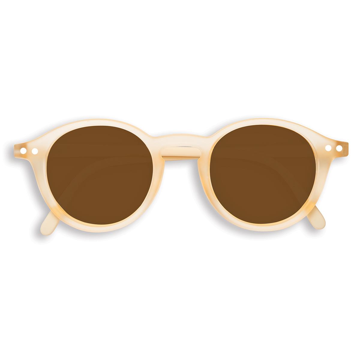 Accessoires bébé Lunettes de Soleil Sun Junior G 5/10 Ans - Neutral Beige IZIPIZI - AR201907190037