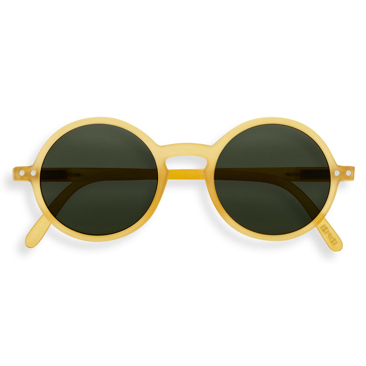 Accessoires bébé Lunettes de Soleil Sun Junior G 5/10 Ans - Yellow Honey