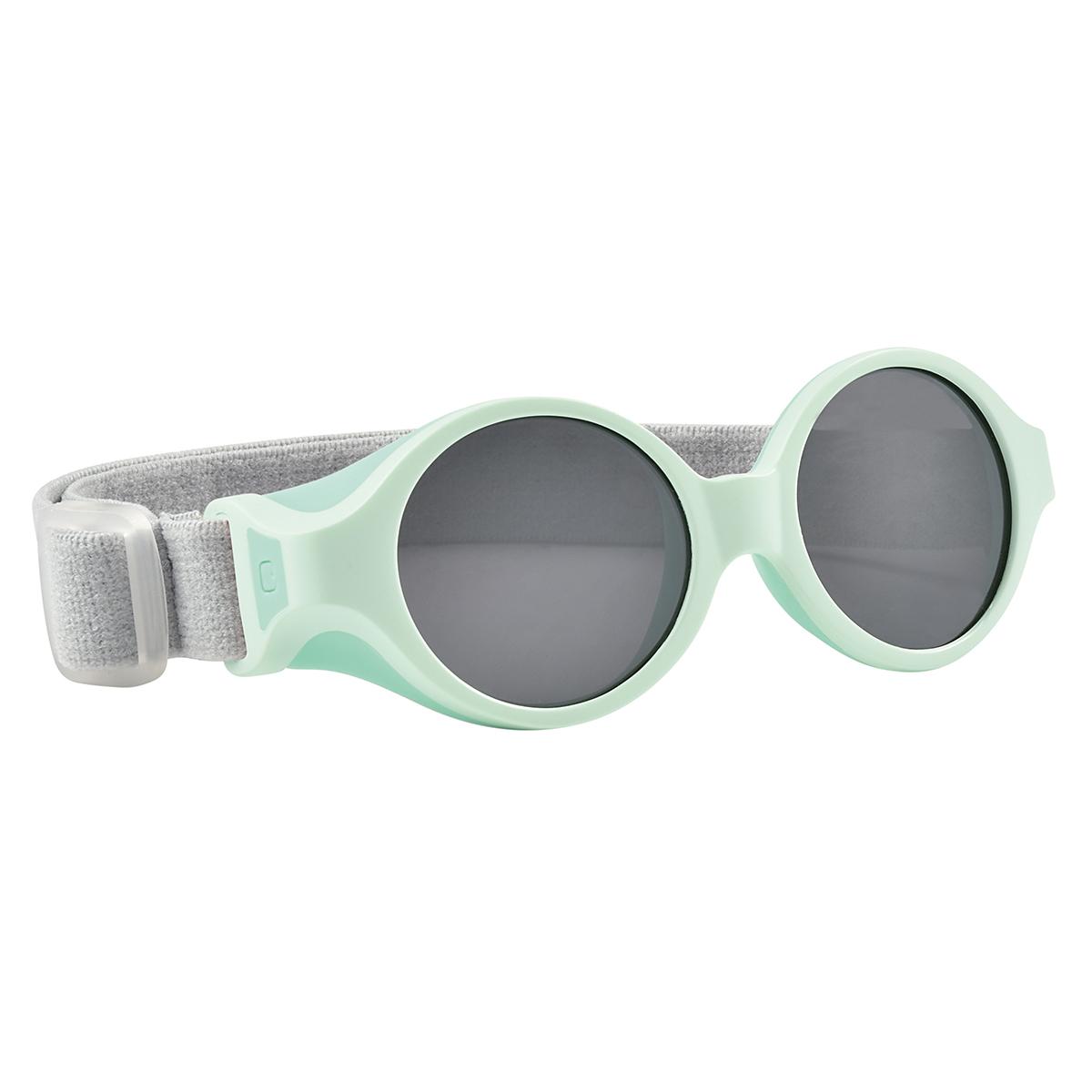 Accessoires bébé Lunettes de Soleil Bandeau 0/9 Mois - Vert Pastel