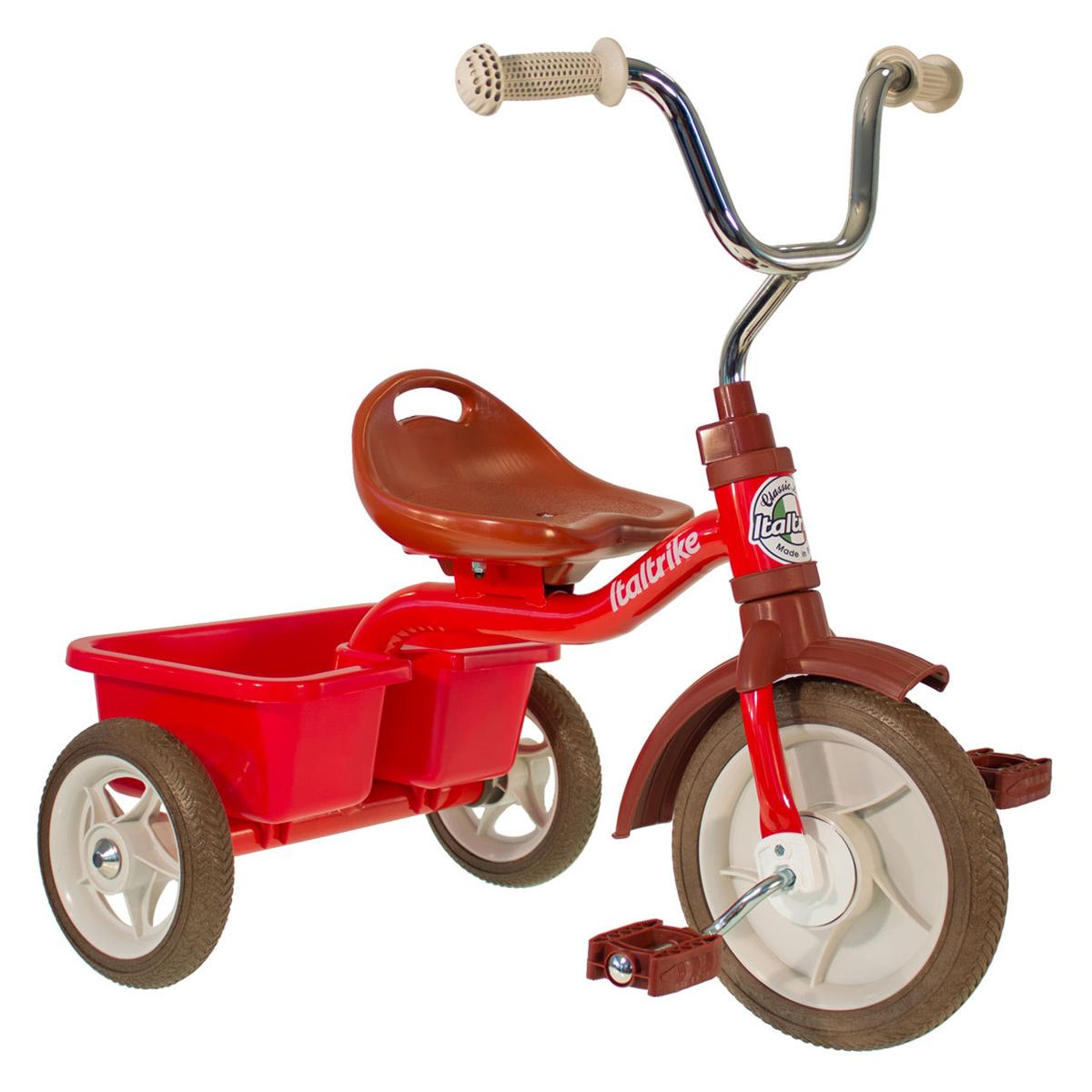 Trotteur & Porteur Tricycle Transporter Rouge Tricycle Transporter Rouge