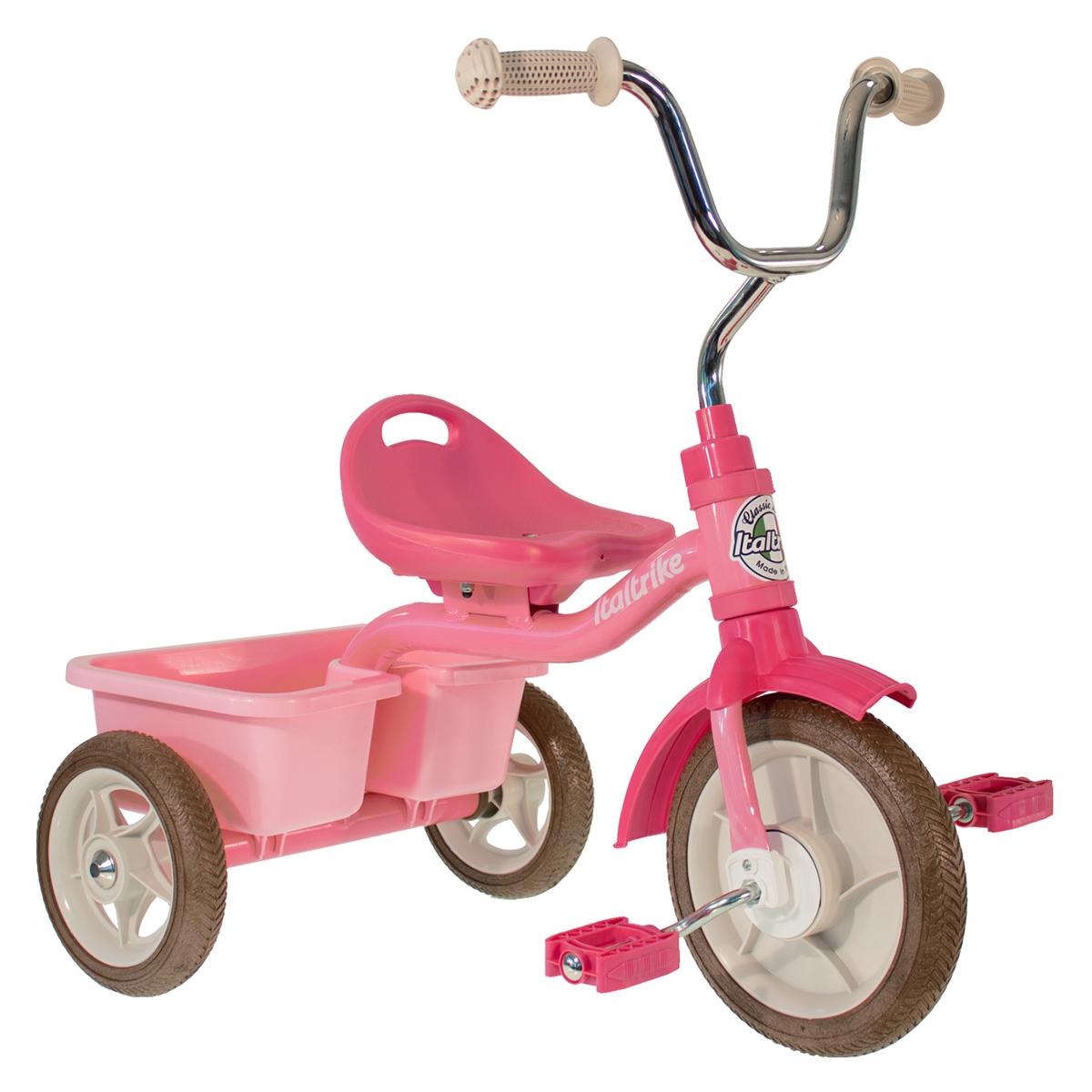 Trotteur & Porteur Tricycle Transporter - Rose Tricycle Transporter - Rose