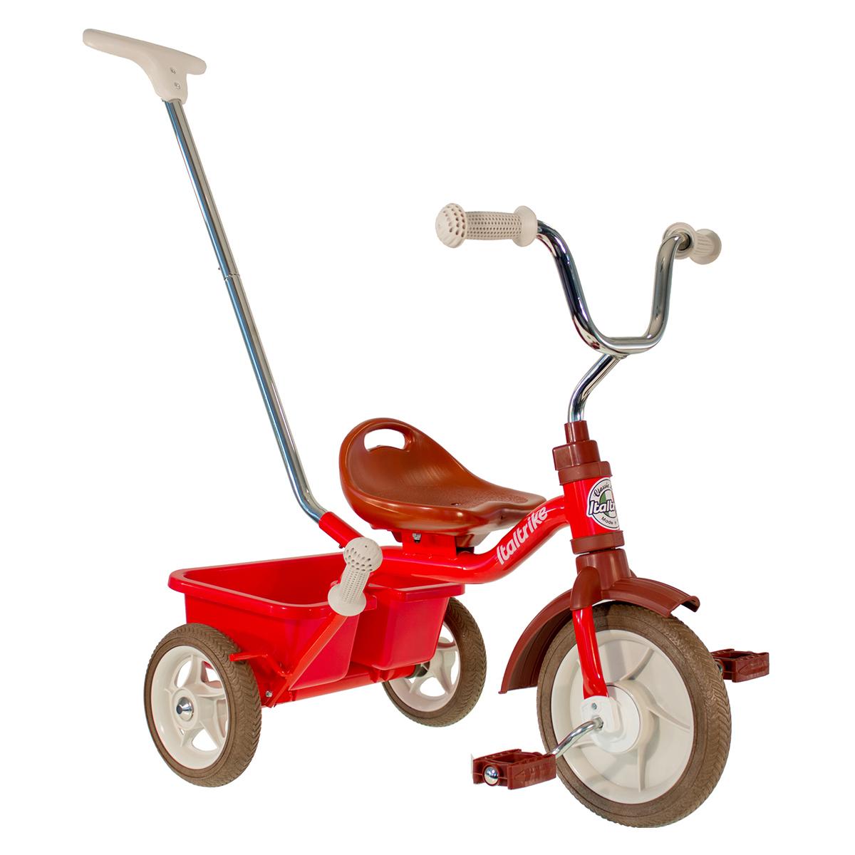 Trotteur & Porteur Tricycle Passenger - Rouge Tricycle Passenger - Rouge