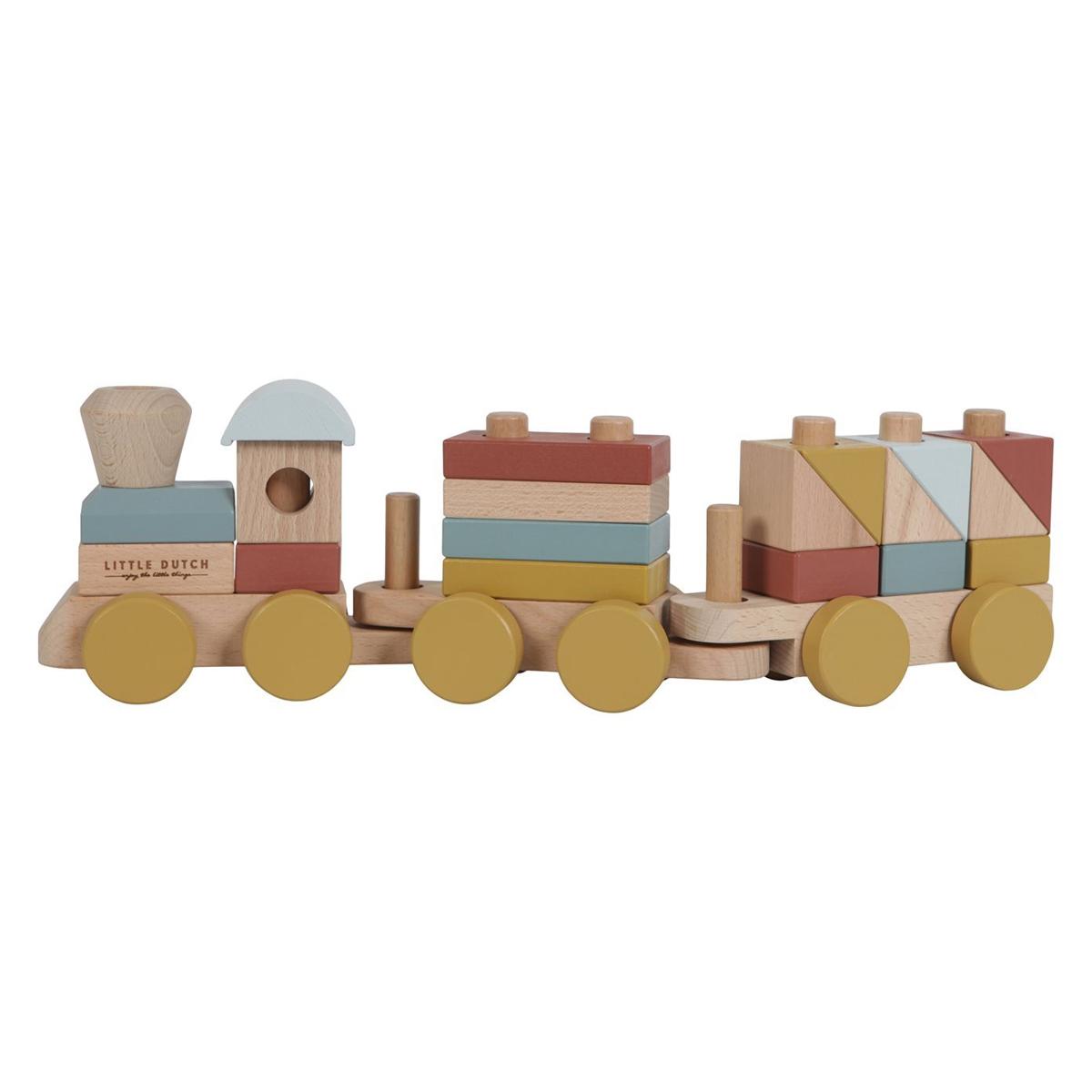 Mes premiers jouets Train à Blocs Pure Train à Blocs Pure