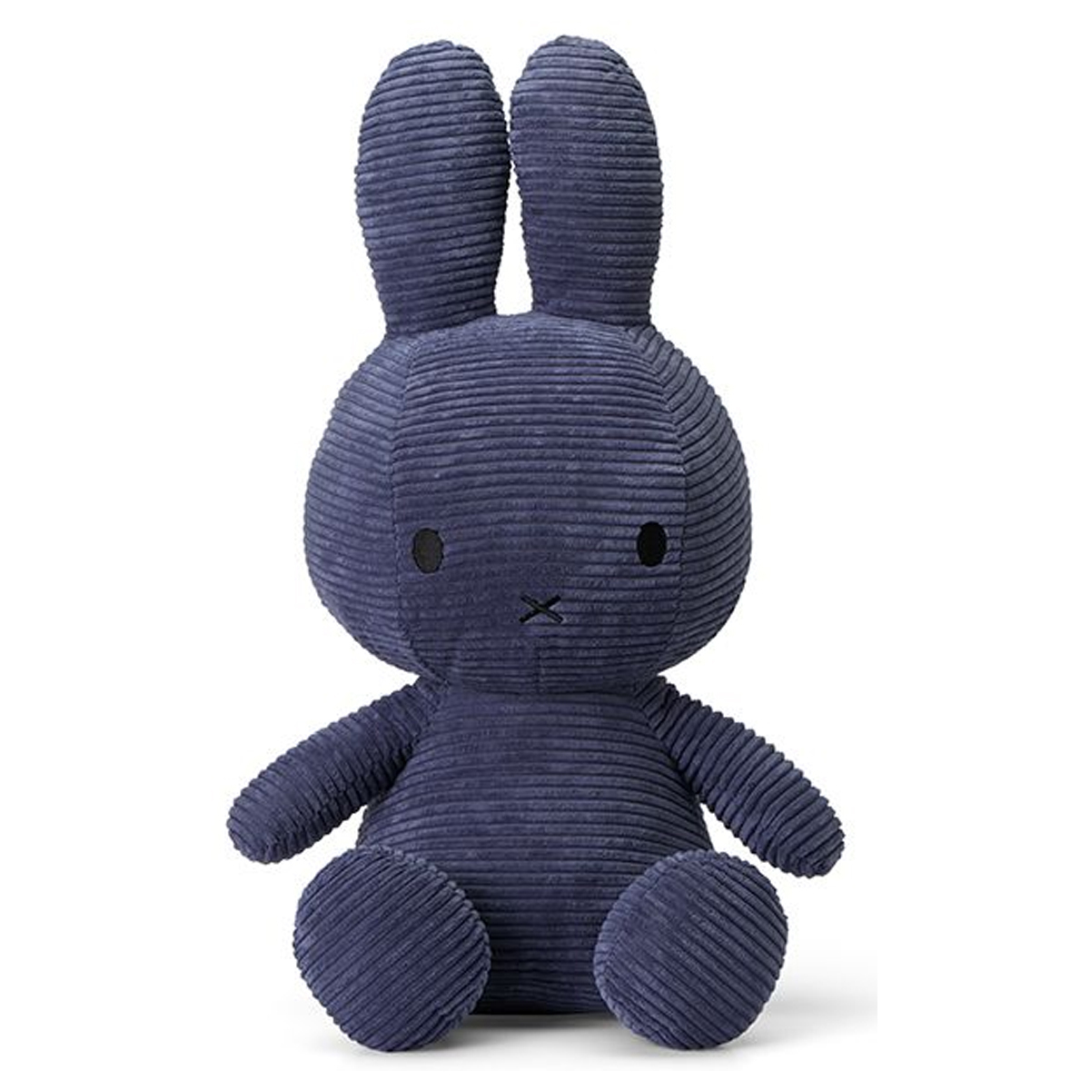 Peluche Lapin Miffy Bleu Nuit - Grand Lapin Miffy Bleu Nuit 50 cm