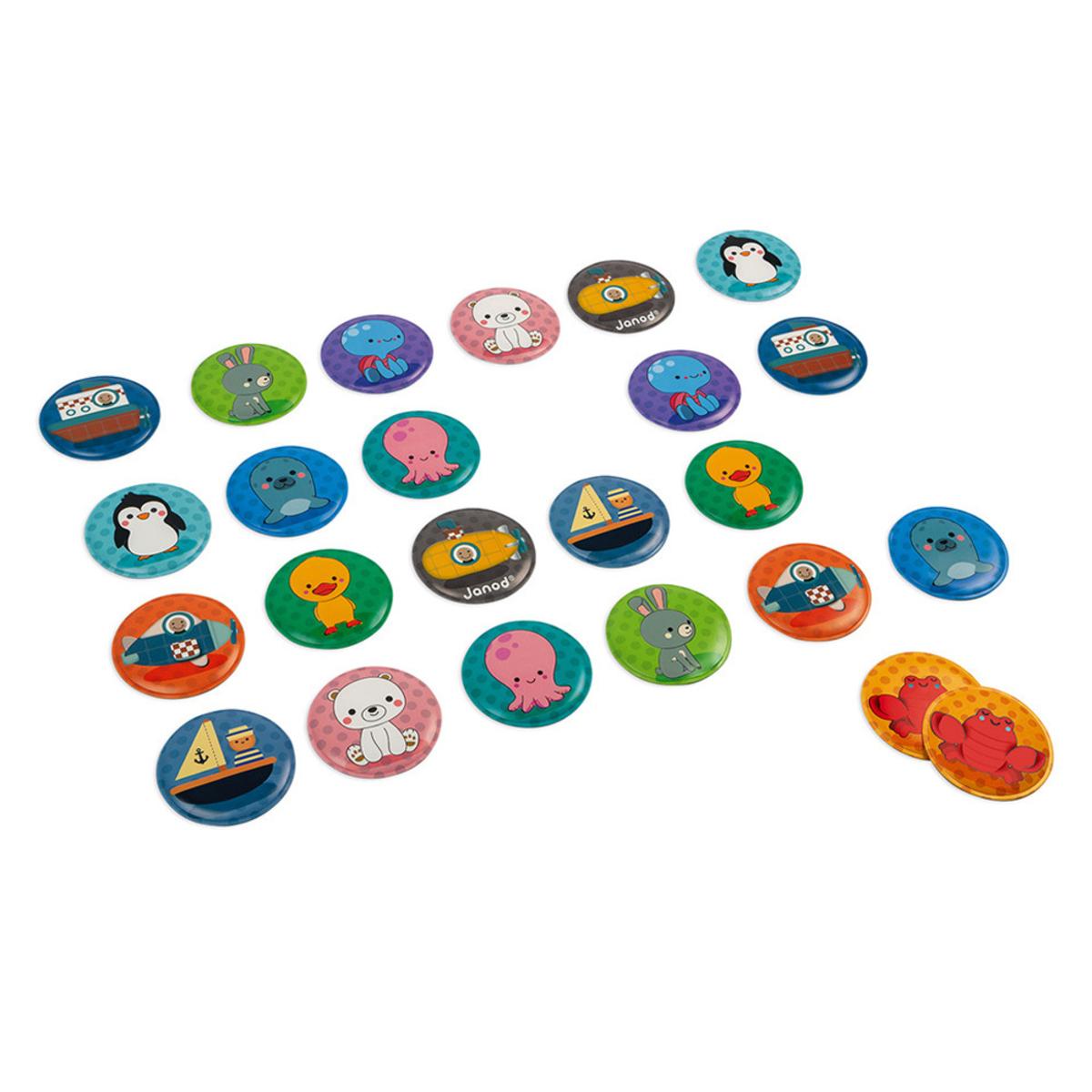 Mes premiers jouets Mémo du Bain Mémo du Bain
