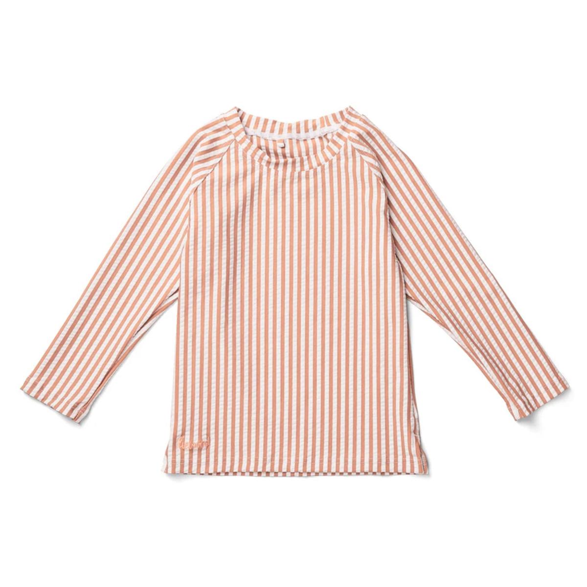 Accessoires bébé Tee-Shirt Noah Coral Blush et Crème de la Crème - 9/18 Mois Tee-Shirt Noah Coral Blush et Crème de la Crème - 9/18 Mois