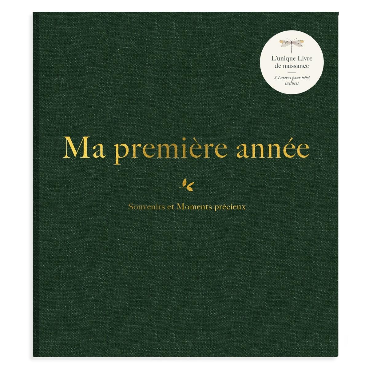 Album naissance Album Ma Première Année Luxe ABC Album Ma Première Année Luxe ABC