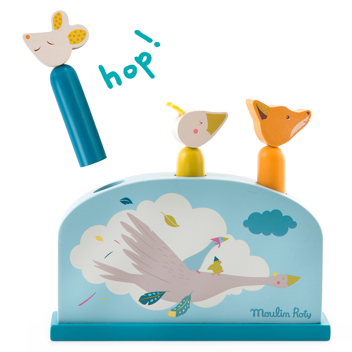 Mes premiers jouets Pop-up - Le Voyage d'Olga Pop-up - Le Voyage d'Olga