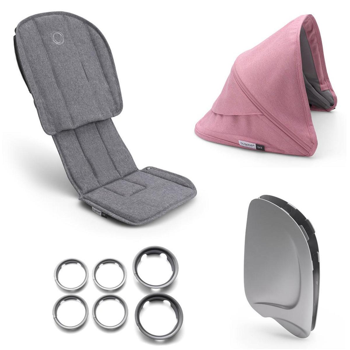 Accessoires poussette Style Set ANT - Saumon Style Set ANT - Saumon