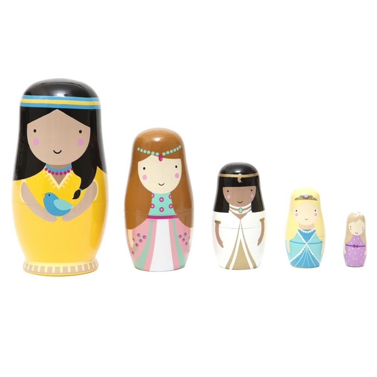 Mes premiers jouets Poupées Russes - Princesses Poupées Russes - Princesses