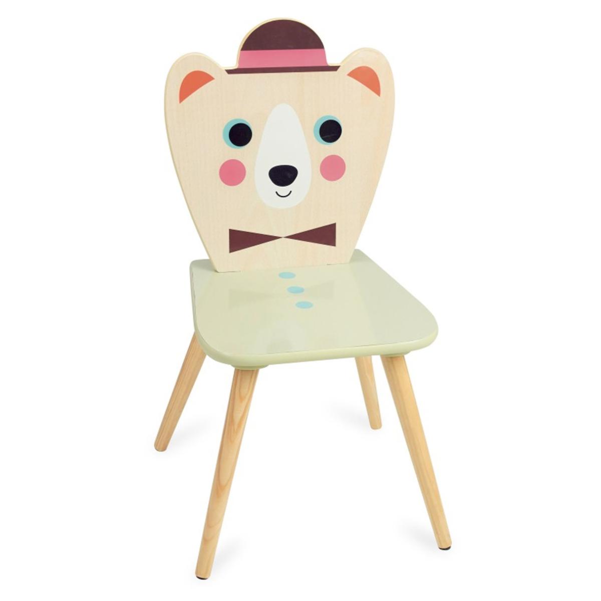 Table & Chaise Chaise Ours à Chapeau par Ingela P. Arrhenius Chaise Ours à Chapeau par Ingela P. Arrhenius
