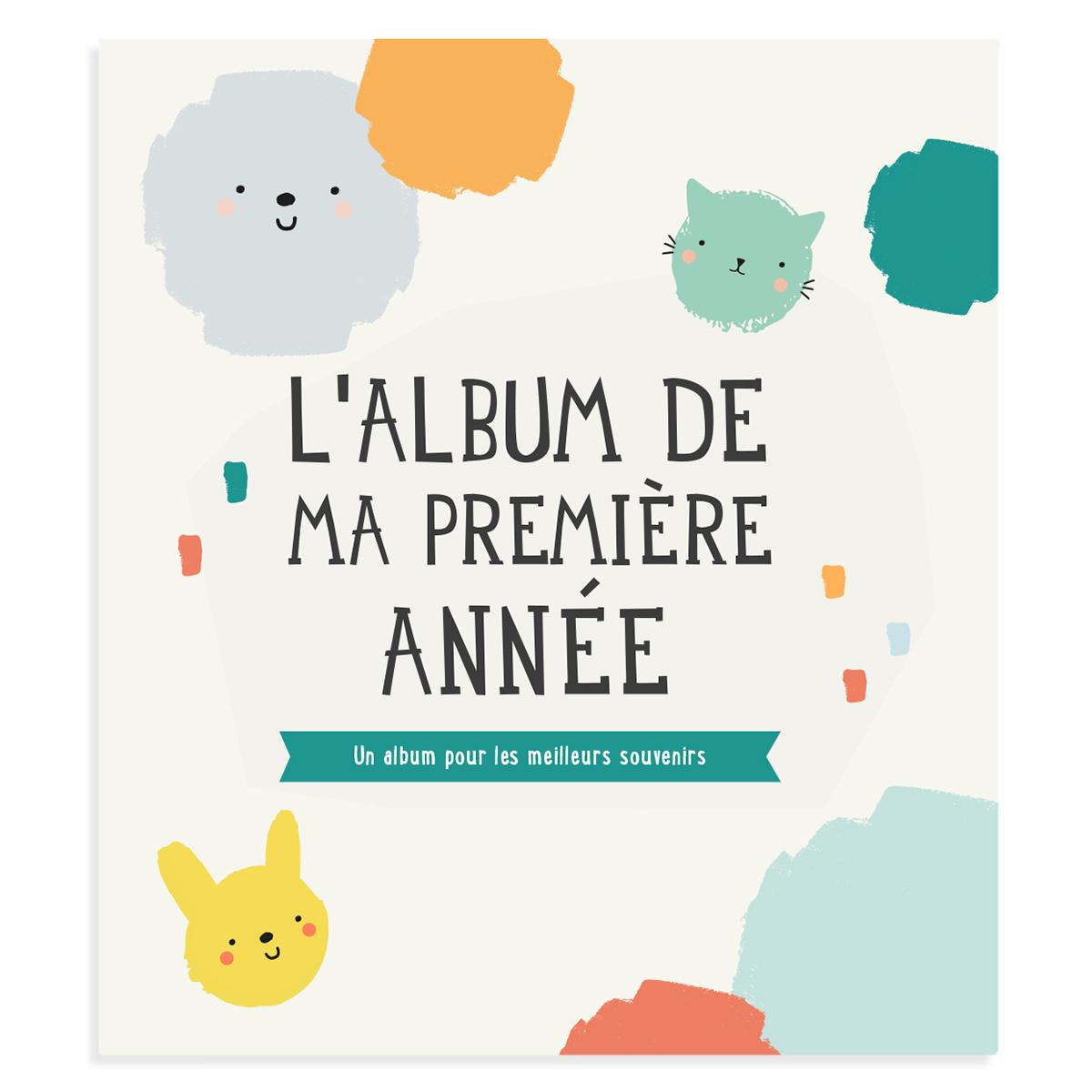Album naissance L'Album de ma Première Année (Edition 2020) L'Album de ma Première Année (Edition 2020)