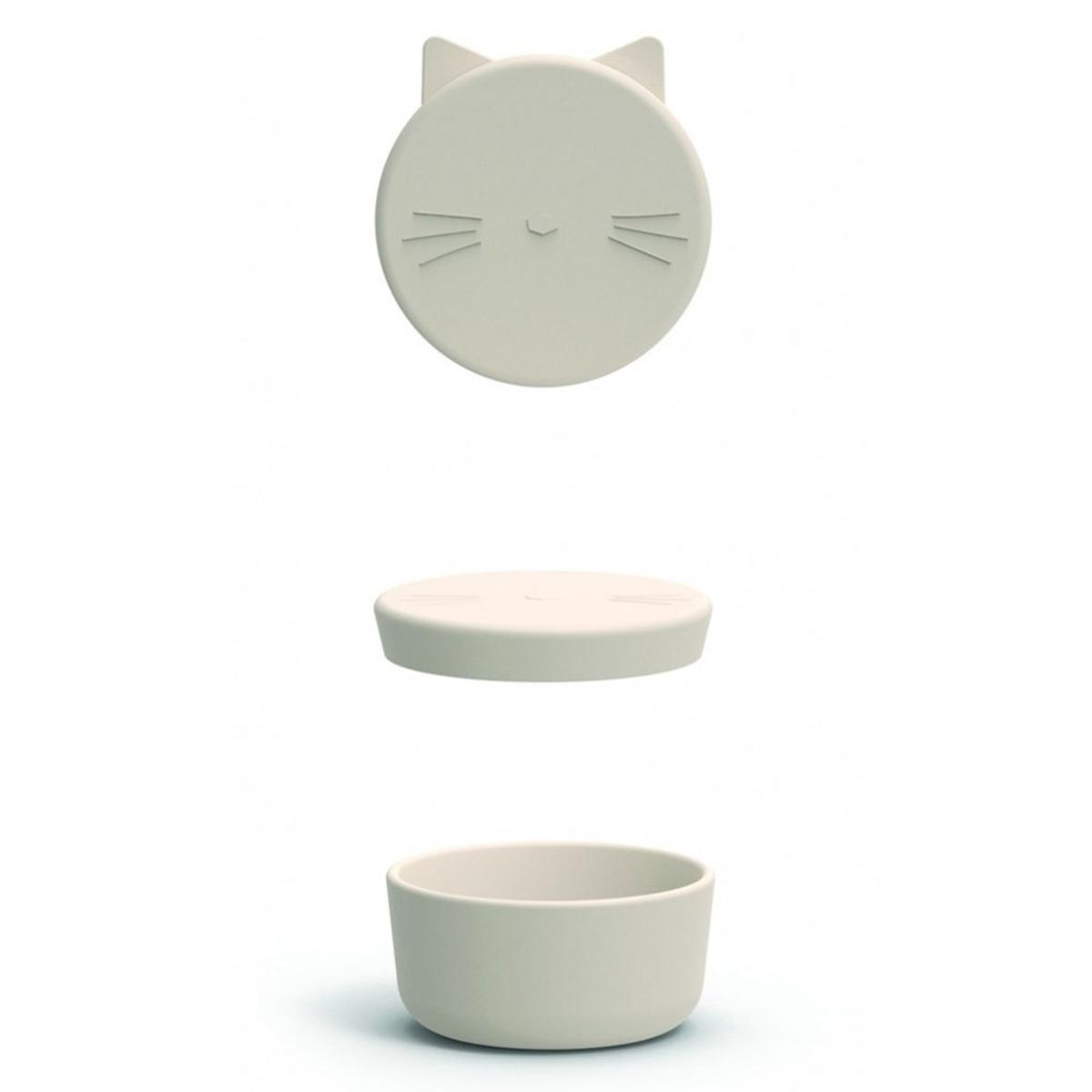 Vaisselle & Couvert Boîte à Goûter Cornelius - Cat Sandy Boîte à Goûter Cornelius - Cat Sandy