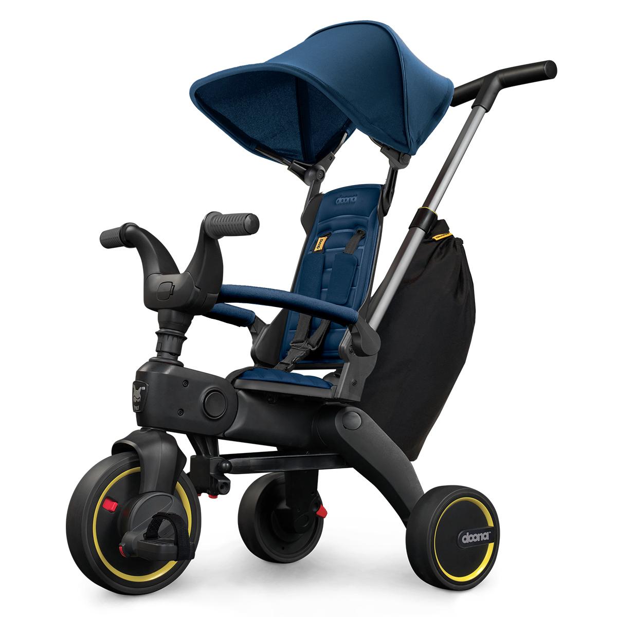 Trotteur & Porteur Tricycle Evolutif Compact Liki Trike S3 - Bleu Royal Tricycle Evolutif Compact Liki Trike S3 - Bleu Royal